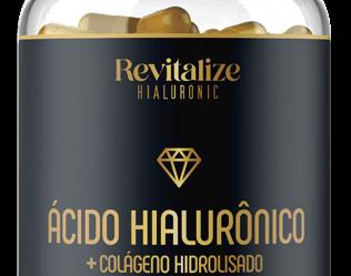 revitalize hialurônico cápsulas reclame aqui